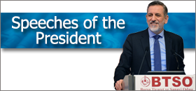 Speeches of The President